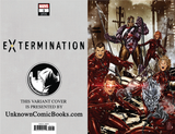 EXTERMINATION #2 (OF 5) UNKNOWN COMIC BOOKS BROOK VIRGIN VAR 8/29/2018