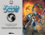FANTASTIC FOUR #1 VIRGIN CAMPBELL VAR 8/8/2018