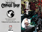WEB OF VENOM CARNAGE BORN #1 UNKNOWN COMIC BOOKS SUAYAN EXCLUSIVE 11/21/2018