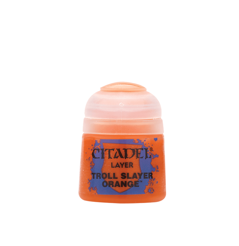 LAYER: TROLL SLAYER ORANGE 12ML