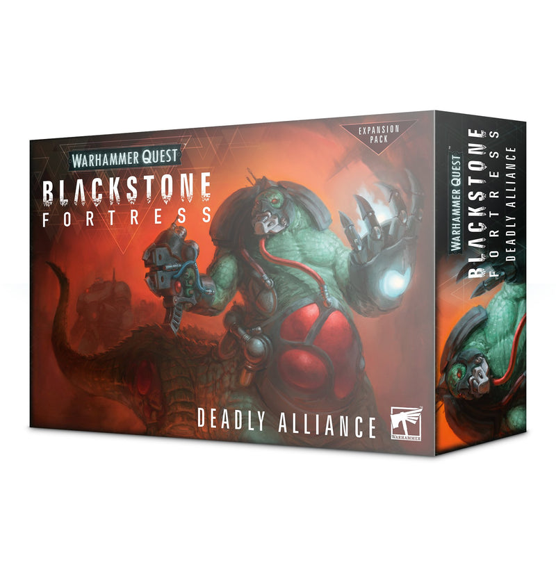 BLACKSTONE FORTRESS: DEADLY ALLIANCE (ENG)
