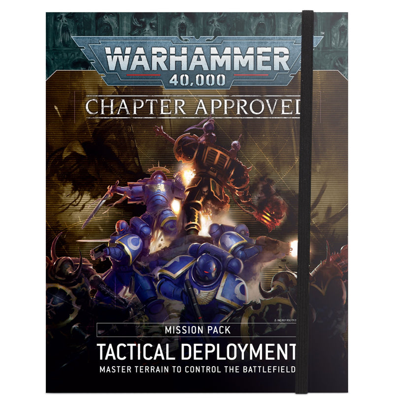 Chapter Approved: Tactical Deployment Mission Pack (ENG)