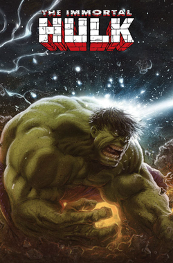 IMMORTAL HULK #1 CONNECTING PARTY VAR 6/6/2018