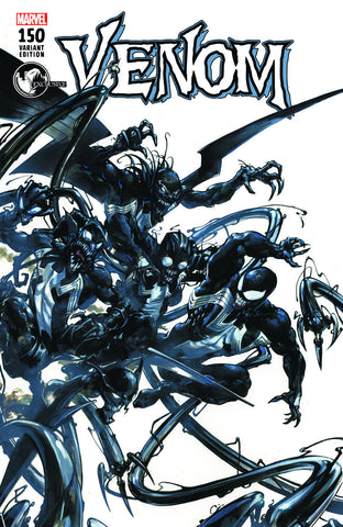 Venom #150 Unknown Comics Exclusive Clayton Crain Cvr B (5/24/2017)