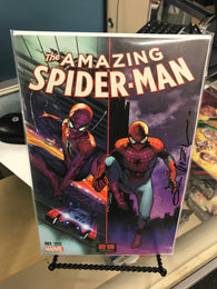 Amazing Spider-Man #1 (2015) Kwanchang exclusive Coipel variant Signed COA