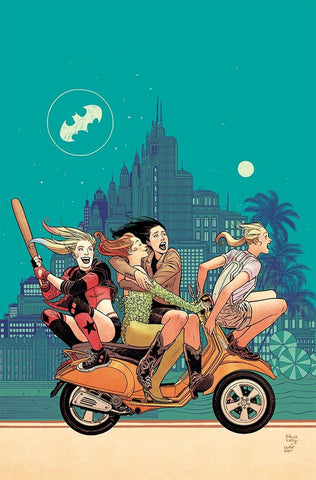 HARLEY & IVY MEET BETTY & VERONICA #5 (OF 6) VAR ED 2/7/2018