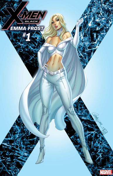 X-MEN BLACK EMMA FROST #1 10/31/2018