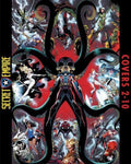 Secret Empire 2-10 Campbell Connecting Cover Set