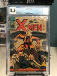 X-MEN #19 8.5 CGC BLUE LABEL VOLUME 1