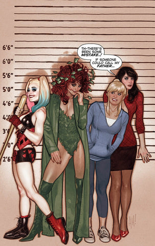 HARLEY & IVY MEET BETTY & VERONICA #1 (OF 6) ADAM HUGHES 10/4/2017