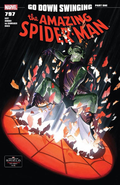 AMAZING SPIDER-MAN #797 LEG 3/7/2018
