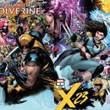 RETURN OF WOLVERINE #1 / X-23 #5 CONNECTING COVER UNKNOWN COMIC BOOKS PHILIP TAN 10/10/2018