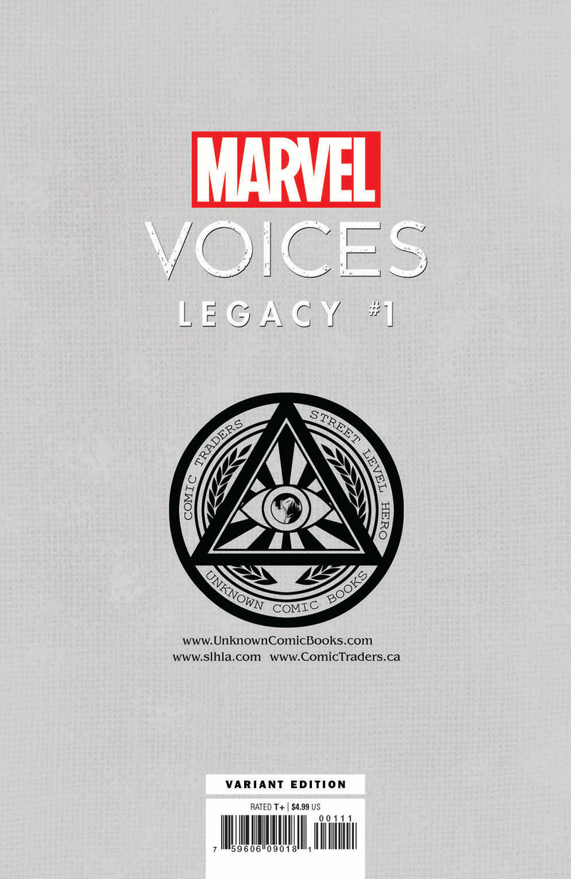 MARVELS VOICES LEGACY