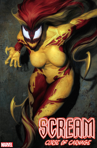 SCREAM CURSE OF CARNAGE #1 ARTGERM VAR (11/27/2019)