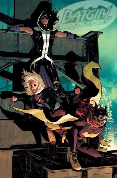 BATGIRL AND THE BIRDS OF PREY #20 VAR ED 3/14/2018
