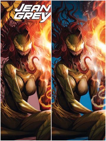JEAN GREY #1 UNKNOWN COMIC BOOK EXCLUSIVE CVR A 2 PACK MATTINA (05/03/2017)