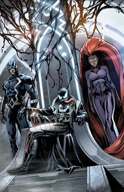INHUMANS: ONCE AND FUTURE KINGS #2 (OF 5) VENOMIZED MAXIMUS THE MAD DJIBRIL MORISSETTE 9/30/2017