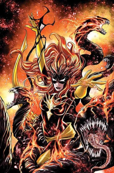 JEAN GREY #7 VENOMIZED PHOENIX FORCE MARCO CHECCHETTO 9/30/2017