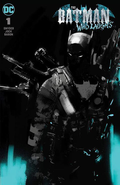 BATMAN WHO LAUGHS #1 (OF 6) JOCK ALTERNATE VAR 12/26/2018