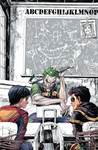 SUPER SONS #1 - DETENTION - UNKNOWN COMIC BOOKS CON EXCLUSIVE JOKER ONLY