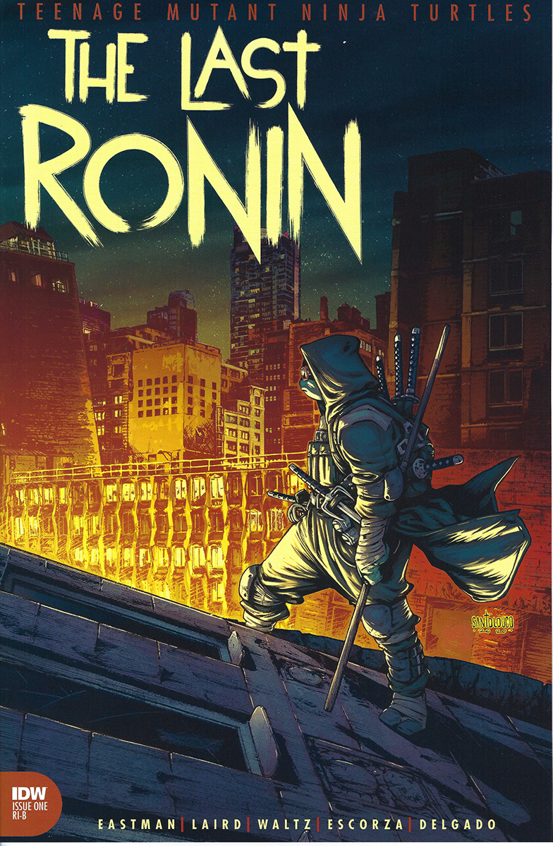 TMNT THE LAST RONIN