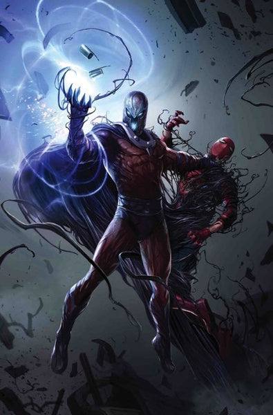 ASTONISHING X-MEN #3 VENOMIZED MAGNETO FRANCESCO MATTINA 9/30/2017