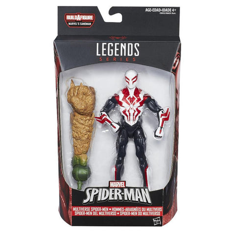 MARVEL SPIDER-MAN LEGENDS SERIES 6-INCH ACTION FIGURE - SPIDER-MAN 2099