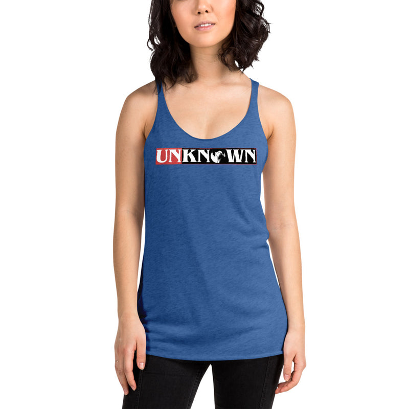 UNKNOWN COMICS Women's Racerback Tank