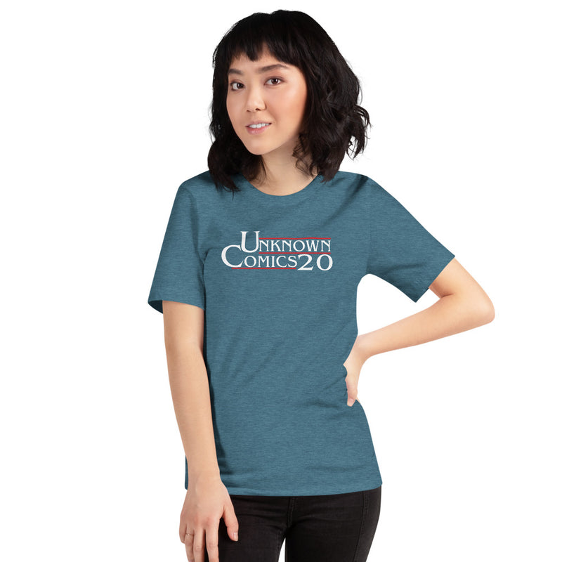 UNKNOWN COMICS 2020 - Short-Sleeve Unisex T-Shirt