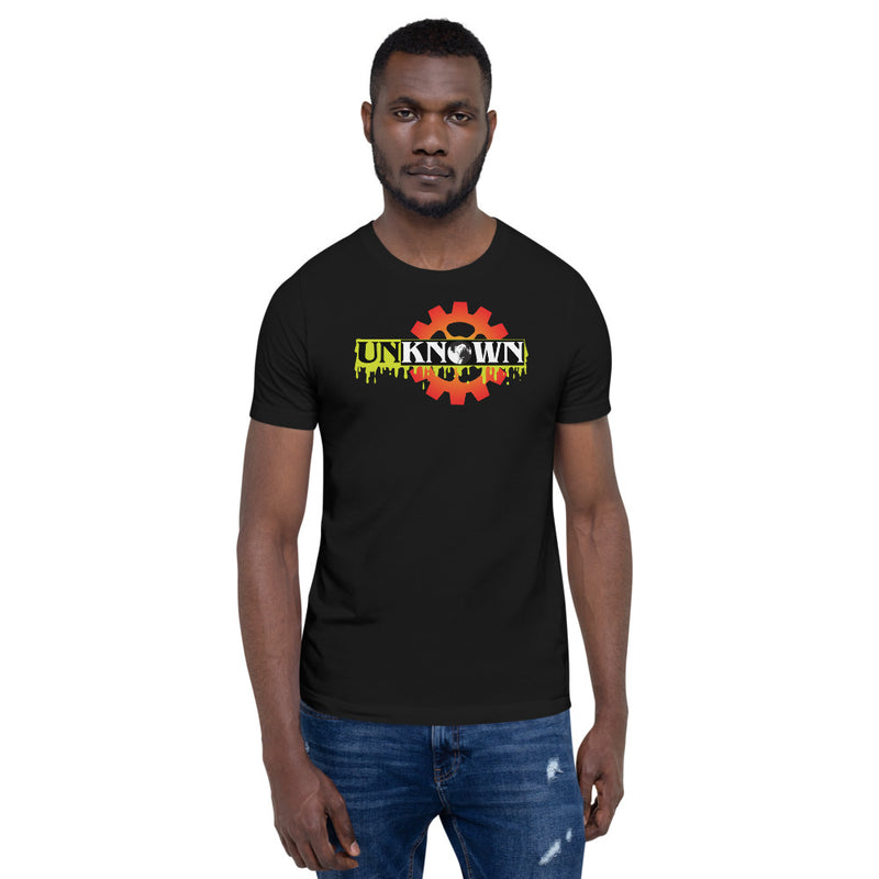 Unknown Comics Virus Short-Sleeve Unisex T-Shirt