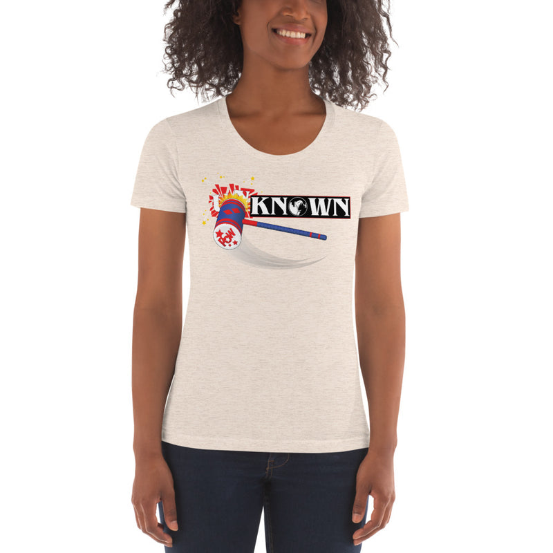 UNKNOWN COMICS HAMMER Women's Crew Neck T-shirt