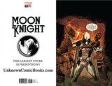 MOON KNIGHT #195 UNKNOWN COMIC BOOKS VIRGIN DEADPOOL VAR LEG 5/23/2018