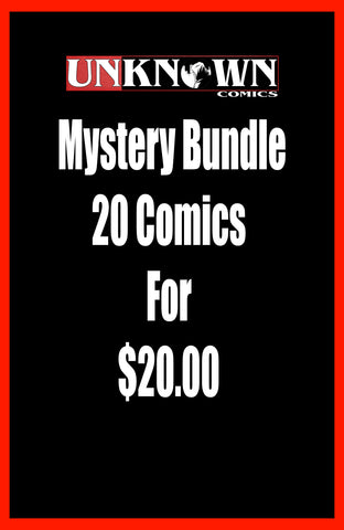20 FOR 20 MYSTERY BUNDLE (01/08/2020)
