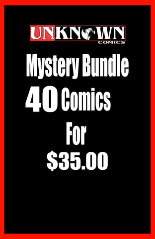 40 FOR 35 MYSTERY BUNDLE (01/29/2020)