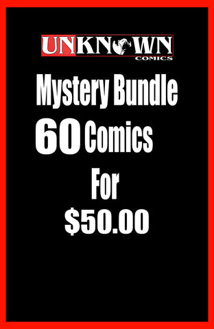 60 FOR 50 MYSTERY BUNDLE (01/29/2020)
