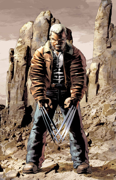 OLD MAN LOGAN #50 DEODATO FINAL ISSUE VAR 10/31/2018