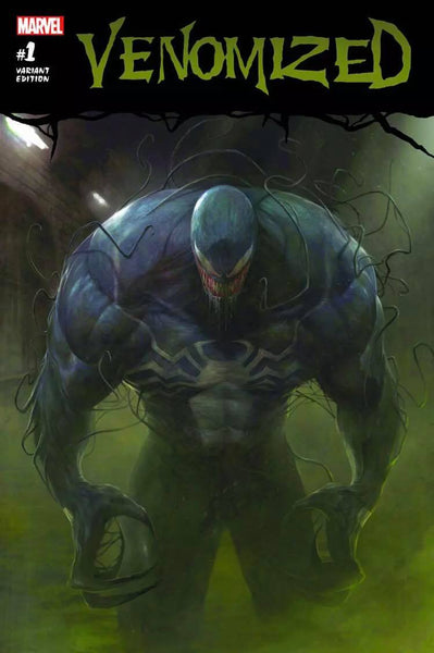 VENOMIZED #1 MATTINA CONVENTION EXCLUSIVE