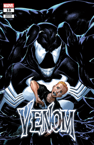 VENOM #10 UNKNOWN COMIC BOOKS CUSTOMER APPRECIATION EXCLUSIVE TAN 1/16/2019
