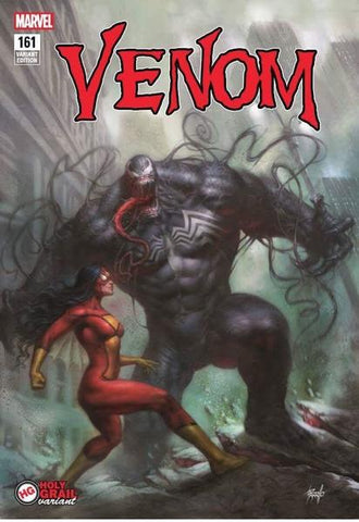 Venom #161 Parrillo A Unholy Grail