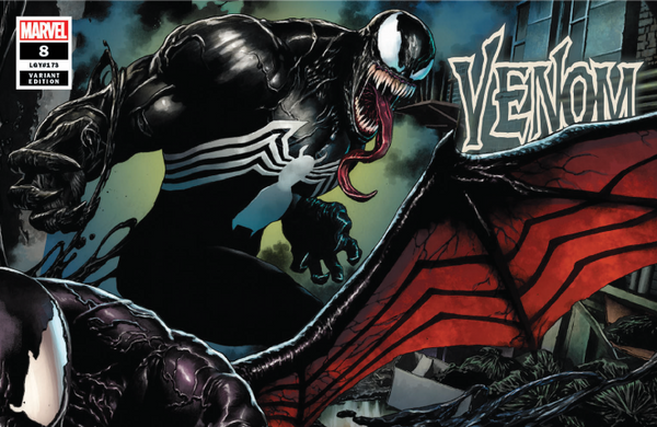 VENOM #8 UNKNOWN COMIC BOOKS SUAYAN EXCLUSIVE 11/14/2018