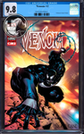 VENOM #12 UNKNOWN COMIC BOOKS TAN C2E2 CONVENTION EXCLUSIVE CGC 9.8 BLUE LABEL 6/30/2019
