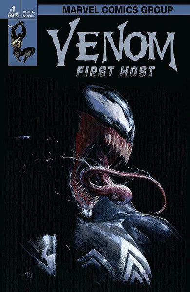 Venom First Host #1 Dell'Otto Exclusive Scorpion/Comics Elite