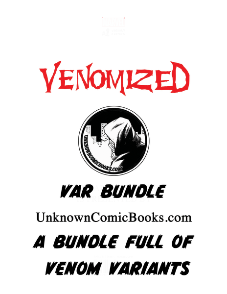VENOMIZED VAR 10 PACK BUNDLE 8/15/2018