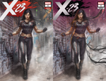 X-23 #1 UNKNOWN COMIC BOOKS EXCLUSIVE 2 PACK PARRILLO 7/11/2018