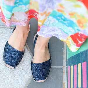 Load image into Gallery viewer, Glitter NAVY - PONS