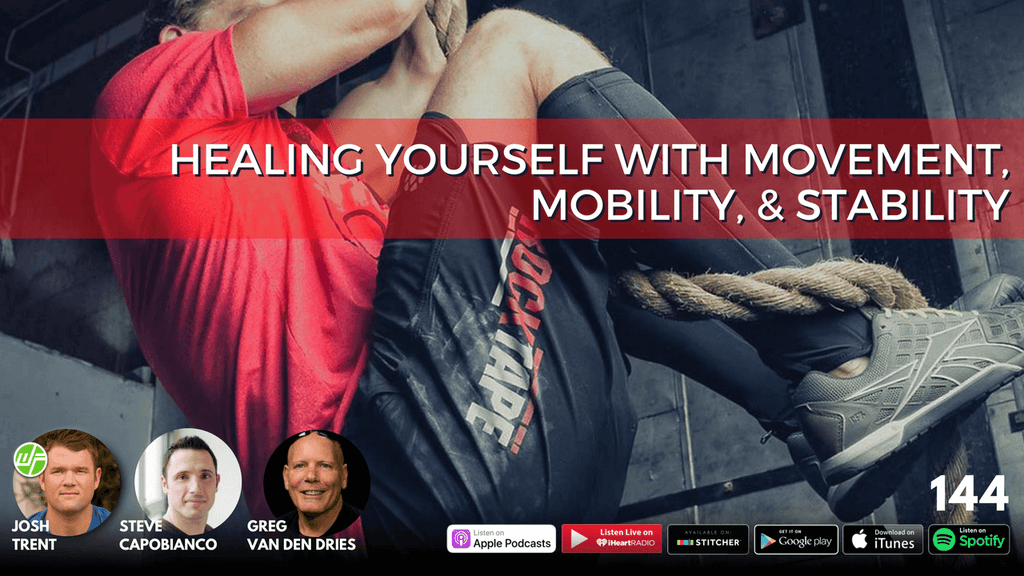 Healing Yourself With Movement: RockTape Founders Greg van den Dries & Steven Capobianco