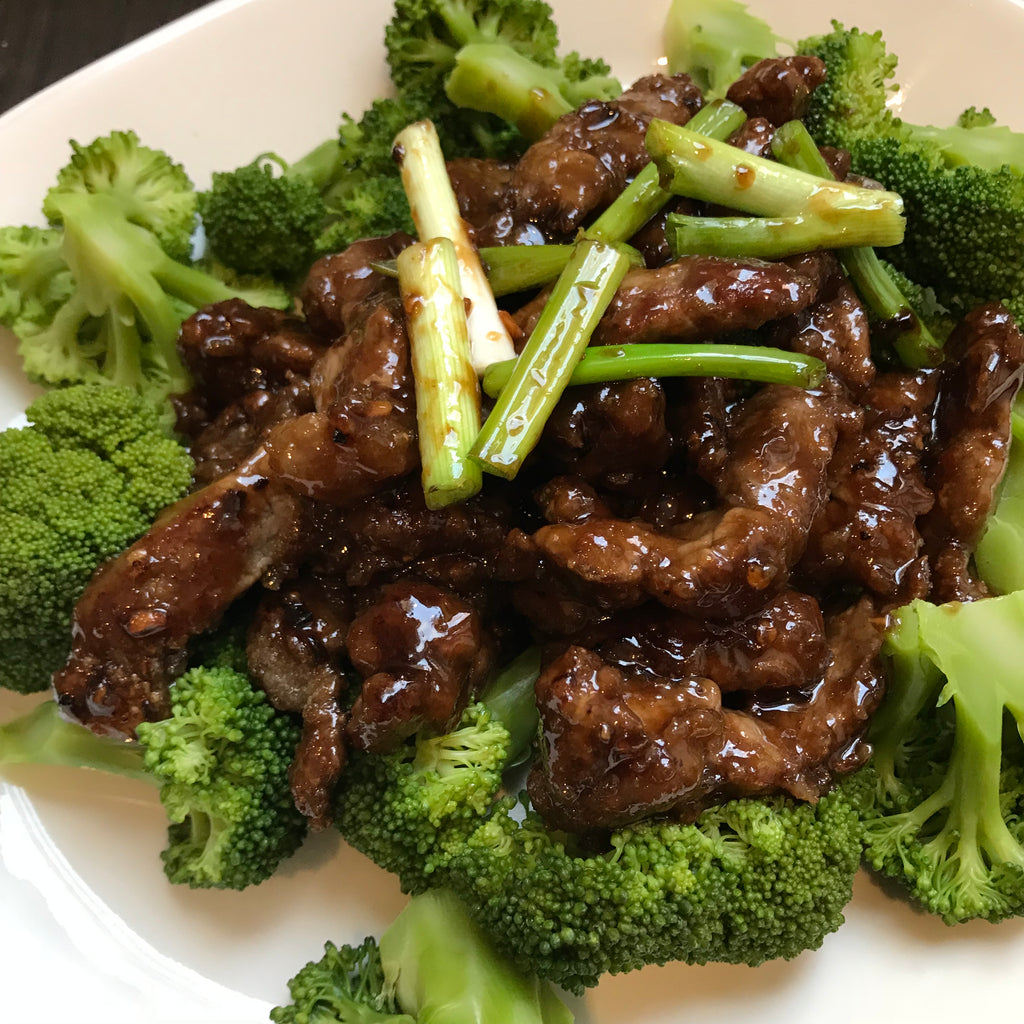 Recipe for Crispy Beef with Broccoli- 15 min meals (tips included)
