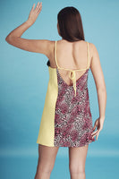 Nevaeh Appliqué Slip Dress