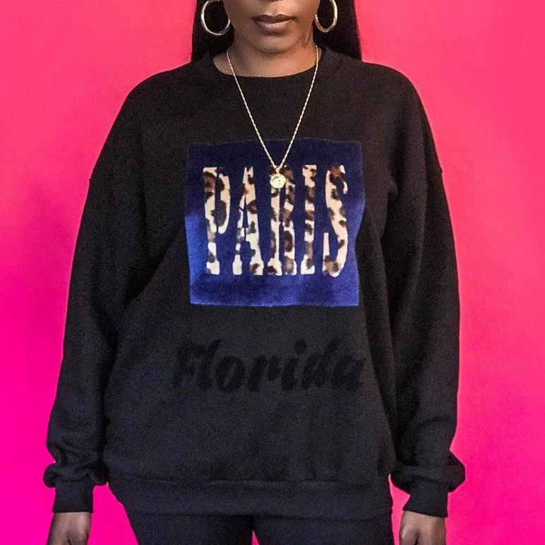 PARIS FLORIDA SWEATSHIRT
