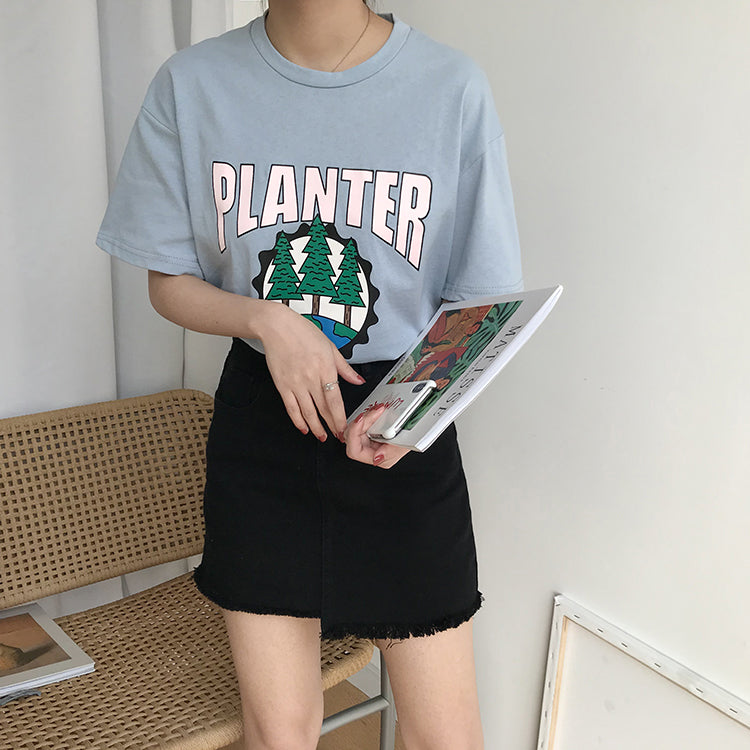 Planter Tee x 3 Colours